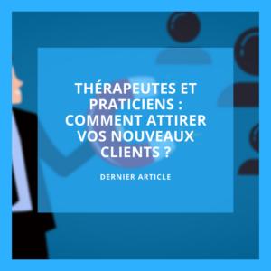 Attirer Clients Thérapeutes