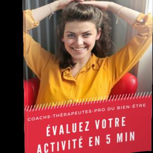Auto évaluation Activité Thérapeutes